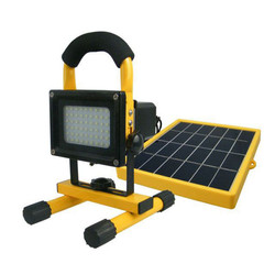 Solar Floodlight 54 LED Outdoor 1