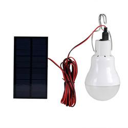 Solar Powered Led Light Bulb