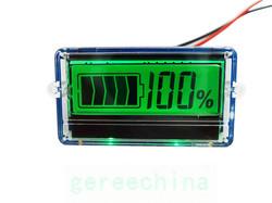 Battery Capacity Tester Indicator