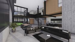Precast Concrete House