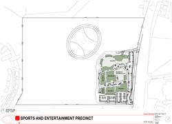 Sports and Entertainment Precinct