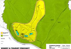 Winery and Tourist Precinct Site Pla