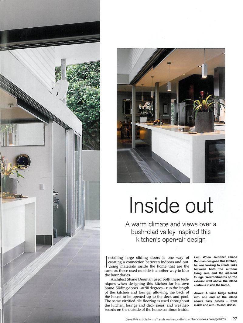 Kitchen Trends Vol.22 No.2