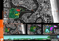 Cultural and Civic Precinct Location