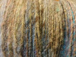 #8 Spinning Wool
