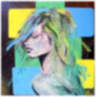 BlauGrünGelb_60x60cm_Acryl_auf_Leinwand-