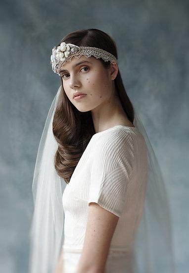 ELLA Veil & Headband
