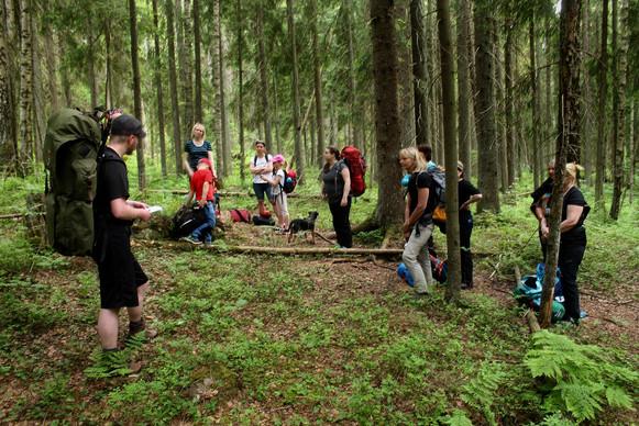 Metsän Filosofiaa - tapahtumassa
