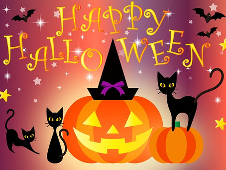Happy Halloween! Muah ha ha ha