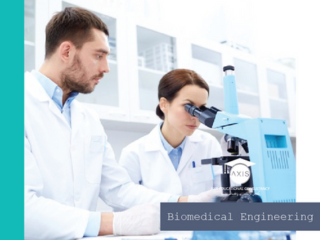 الهندسة الطبية الحيوية / Biomedical Engineering
