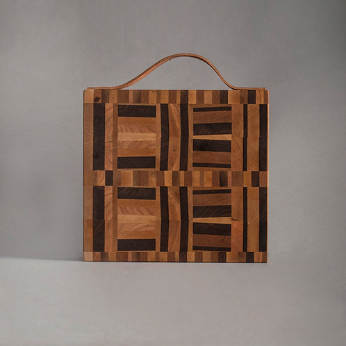 The Lieutenant - End-Grain Cutting Board