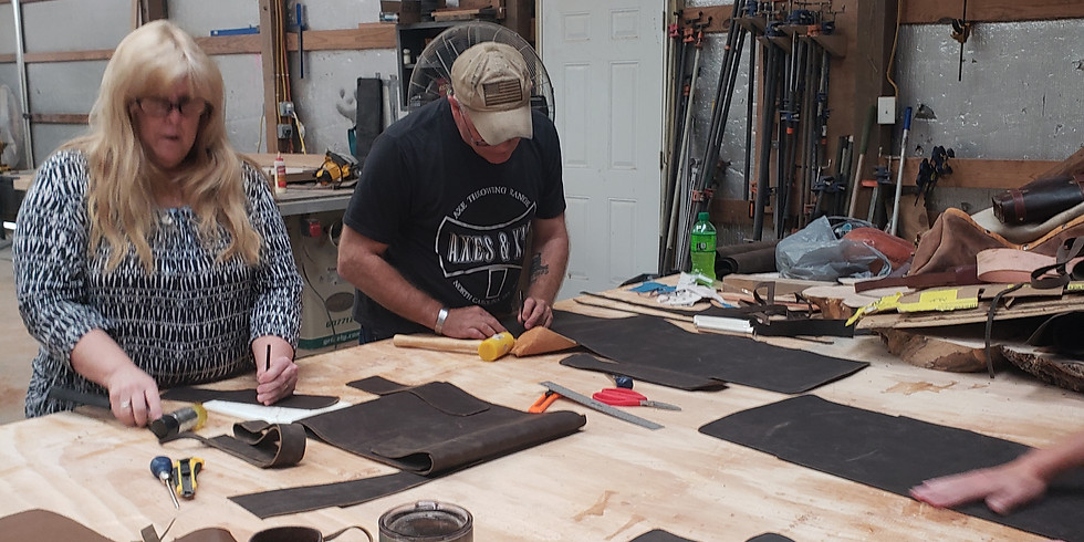 CREATE IT! Leather Working Workshop (1)
