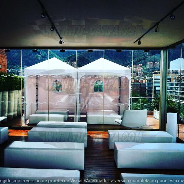 Carpas para terraza