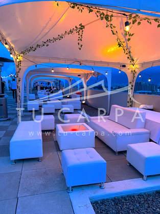 Alquiler de salas tipo lounge