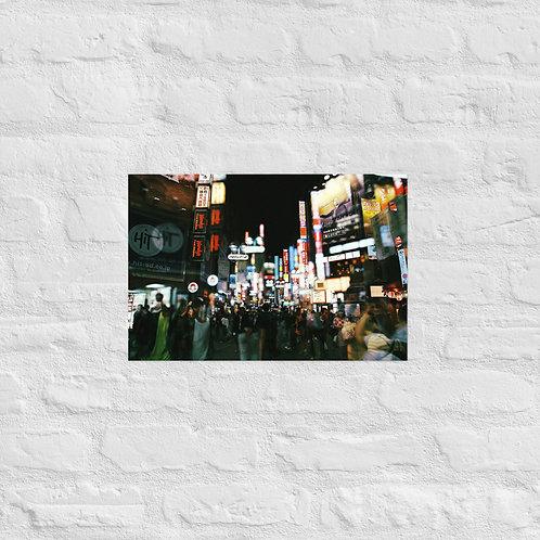 Lost My Mind In Tokyo