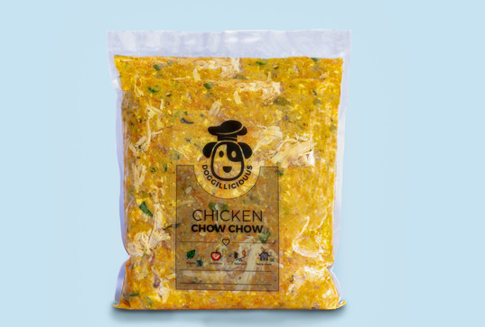 Chicken Chow Chow pack
