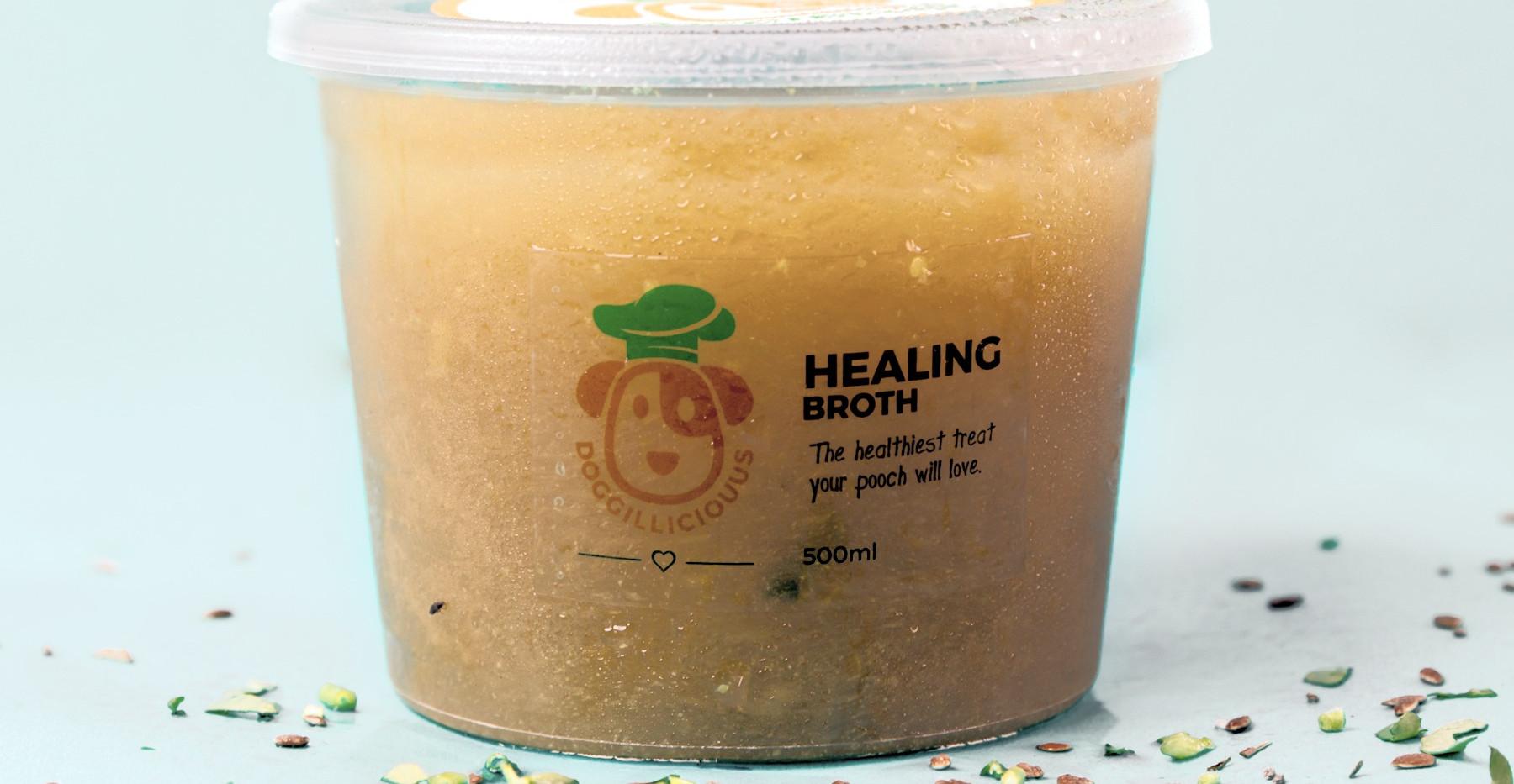 Doggiliciouus Healing broth