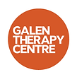 Galen Myotherapy logo who help relieve pain in dogs