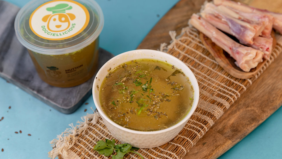 Mutton Bone Broth