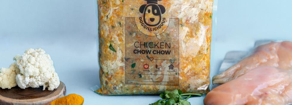 Chicken Chow Chow