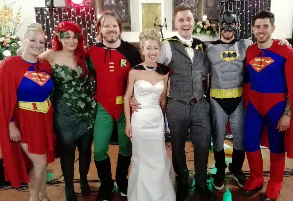 Super Wedding