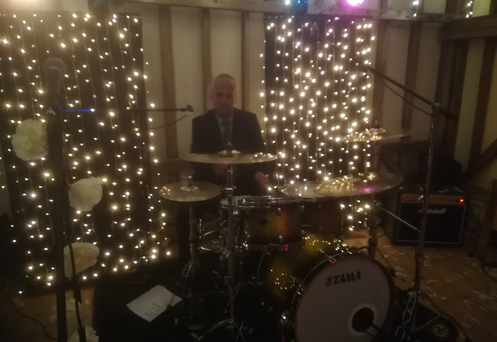 Replacement drummer