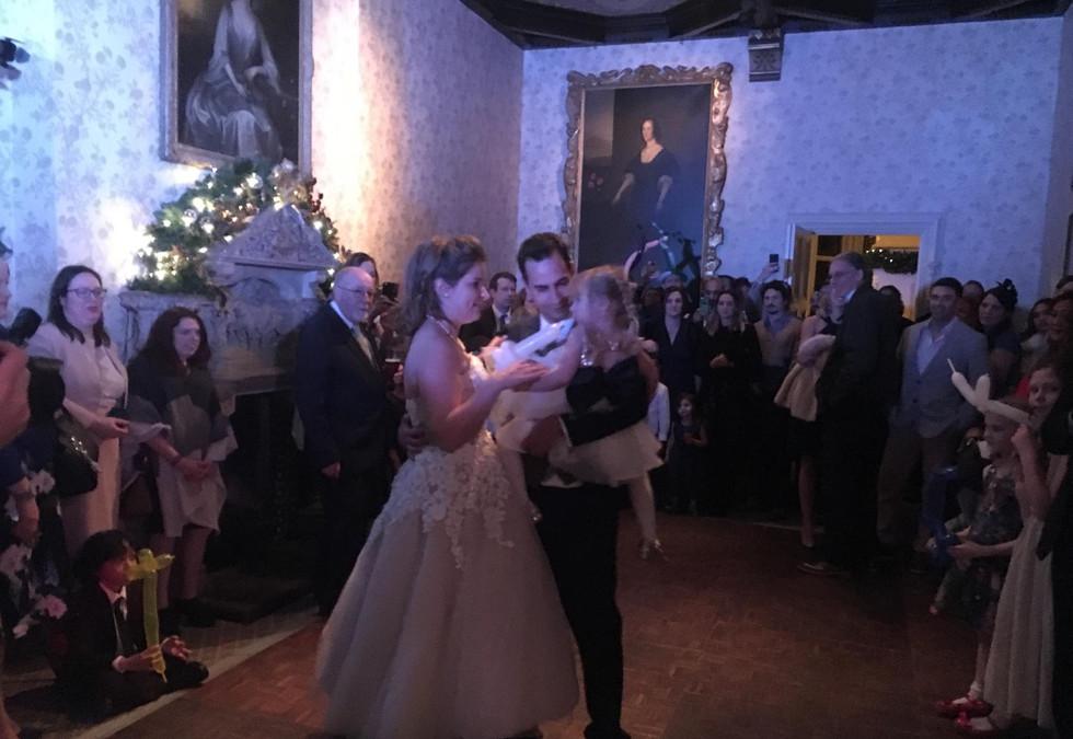 The Wedding family