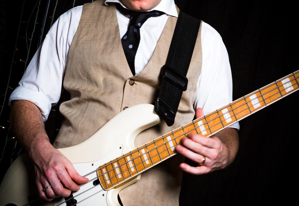James on Bass