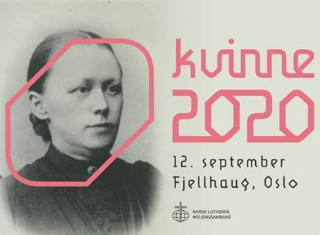 Kvinne 2020 Hamar
