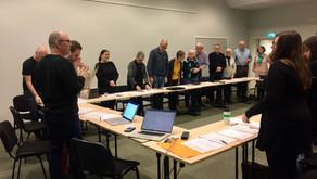 Årsmøte i NLM Hamarkirken 2021
