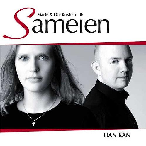 CD: Marte & Ole Kristian Sameien - Han kan