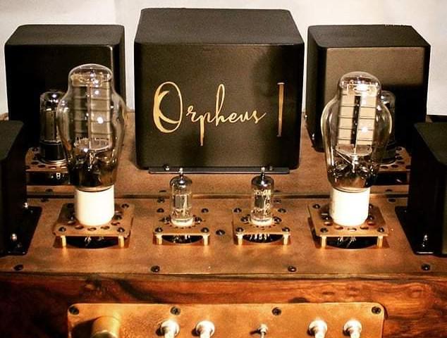 Orpeus 1 tube amplifier