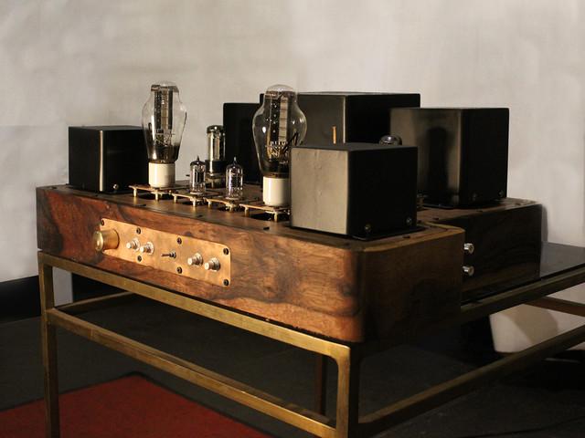 Orpheus 1 tube amplifier