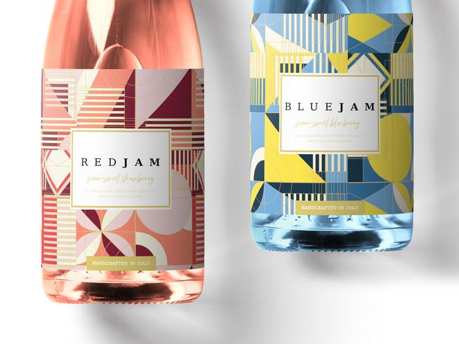 studio-zak-packaging-label-blue-red-jam-