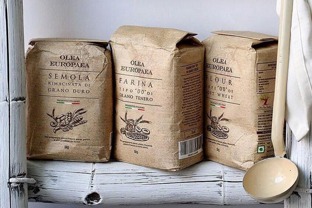 Olea Europaea Flour