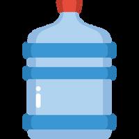 Packaged Water Jars