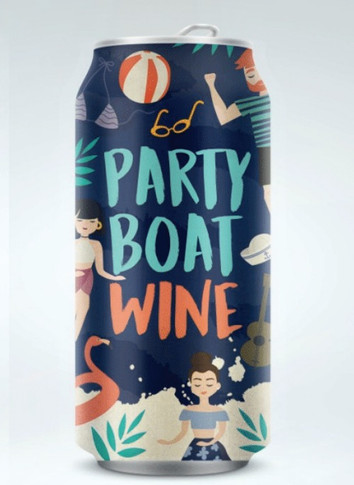 Party Boat Wine