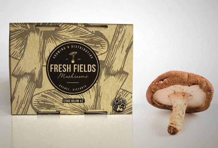 Fresh Fields Mushrooms