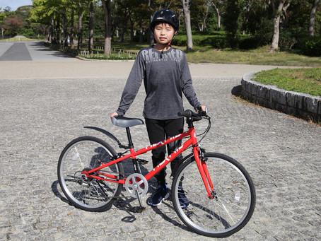 キッズ用クロスバイク NEXTYLE NX-JC001