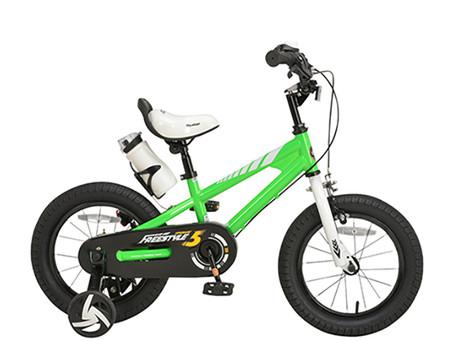 かわカッコいい幼児用自転車