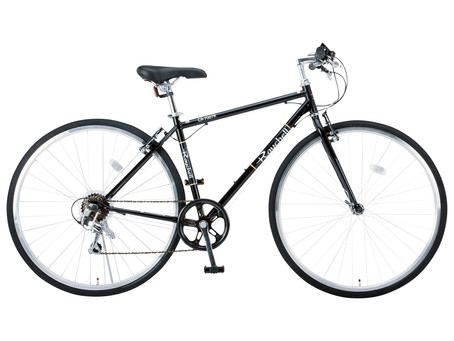 シンプル スタイリッシュなクロスバイク Raychell CR-7007R