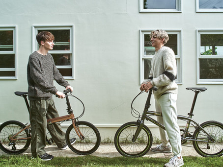DAHON折畳自転車 Clinch D10クリンチD10