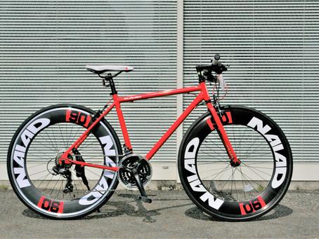 CAC-023 NAIAD(ナイアード)クロスバイク 新品傷あり訳あり販売