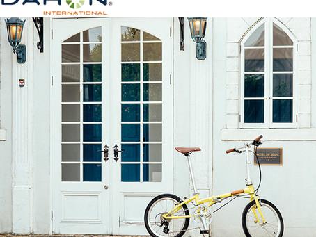 折りたたみ自転車DAHON Boardwalk D8(ボードウォーク D8)