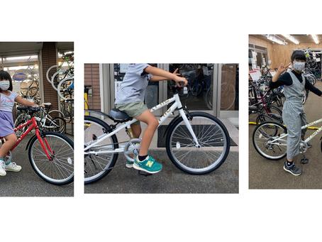 子供用自転車 22インチ24インチ クロスバイク