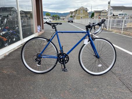 リップストップ(RIPSTOP) 自転車 ロードバイク canter RSHR-01 ブルー傷あり品処分