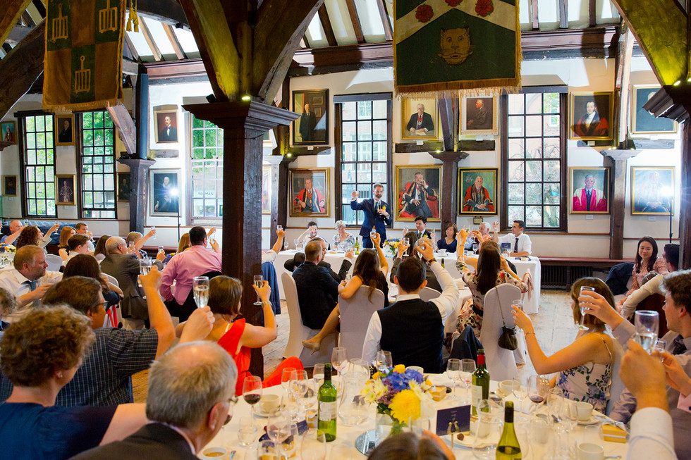 The Merchant Adventurers Wedding Photogr
