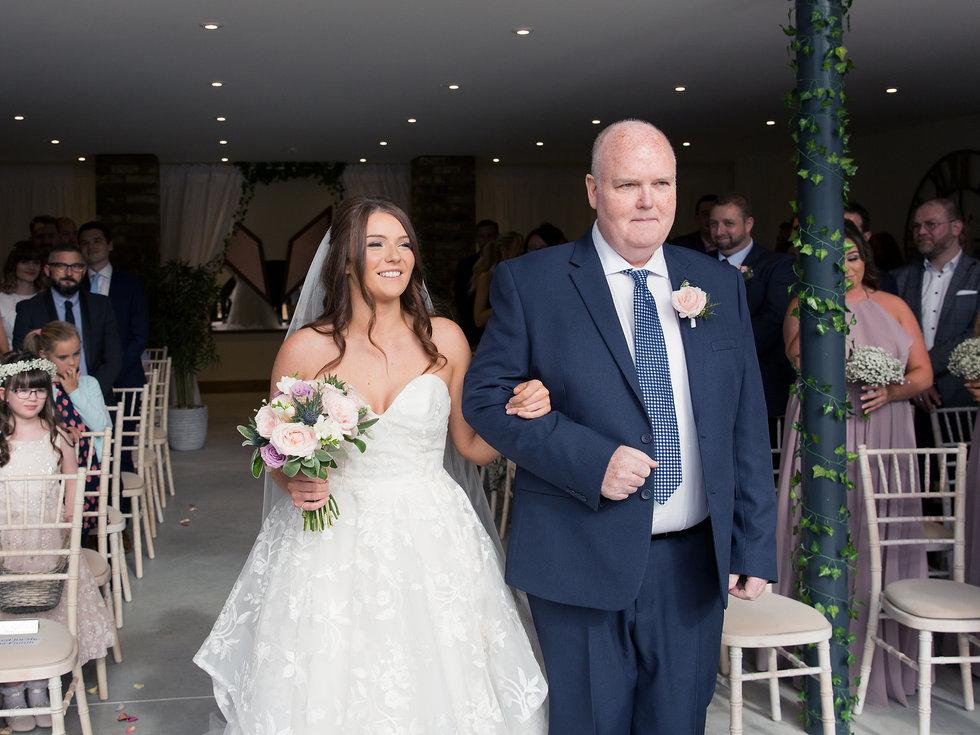 036 - Bunny Hill Wedding Photographer -
