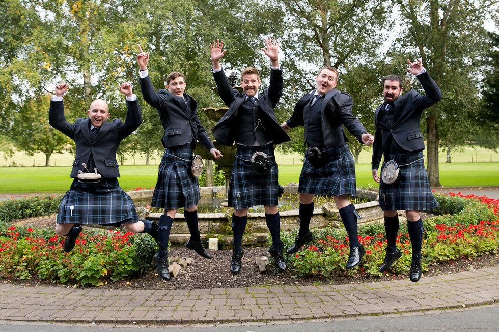 Flying Scotsman York wedding Photography