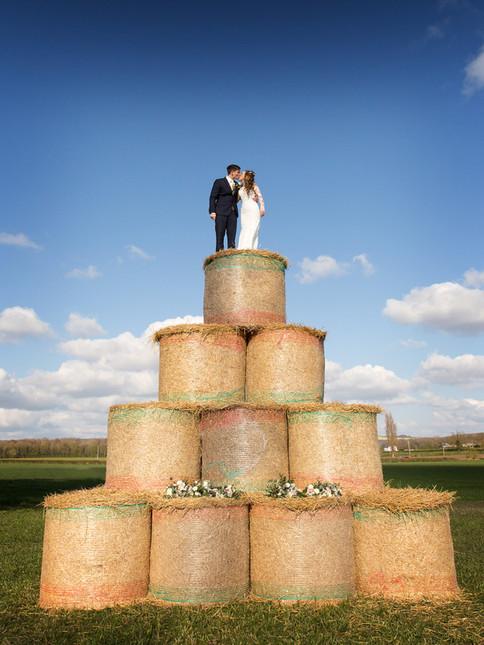A Photograph taken by York based Wedding